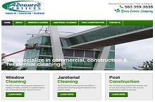 Advanced Services Website Design Pic