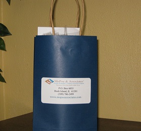 Corporate Event Bags - Gifts by MoPoe